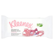 Kleenex Eye Make Up Removal Wipes NEW