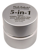 Merle Roberts Platinum Series 5-in-1 Crème - Wrinkles, Age Spots, Large Pores, Dehydrated Skin, and Uneven Pores - Face, Neck, and Décolleté Cream for Those Unwanted Wrinkles, Blemishes, and Pores - 30ml
