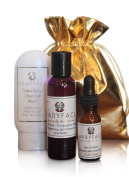 Babyface Clear Skin Acne Fix Treatment Gift Set - Anti-Ageing + Acne Control