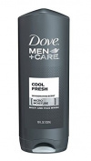 Dove Skin Tone Improvement Men+Care Cool Fresh Body and Face Wash 530ml
