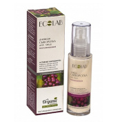 ECO LAB Day Facial Serum Anti-Age with Hyaluronic Acid 50ml 97.2% Natural