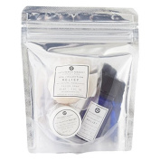 RELIFE Organic Rose Hip Trial Set, Soap, Lotion, Cream for 7 Days