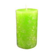 Nicole LZ0070 Embossed Pattern Silicone Candle Soap Moulds