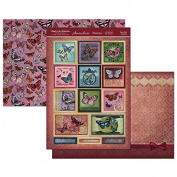 Hunkydory Flight of the Butterflies Jewelled Edition Bejewelled Butterflies - Topper Set