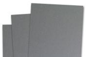 Blank Basis Grey 4x6 Flat Cards - 50 Pack