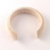 imagine if... 1 DIY Cuff Narrow Width Unfinished Cuff Bracelet, Small