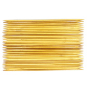 Double Pointed Knitting 11Style Bamboo Needles , Weaving Needles Hand Crafts Tools Supplies Accessories