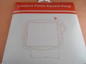 "Sew Tech Replacement PFAFF Creative 2.0/4.0, Creative Sensation, Creative Vision, Creative Performance 3"" x 3"" (80 x 80mm) Petite Square Hoop"