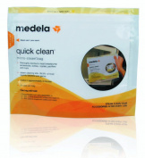 Medela Quick Clean Micro-steam Bags Individual -- 20 Packs