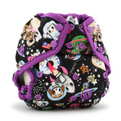 Kanga Care Rumparooz Cloth Nappy Cover - Snap - Tokispace - Orchid, Multi, One Size