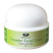 New Abhabibhubejhr Cucumber, Vitamin E Face Cream. 40g.