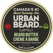 Urban Beard All Natural & Vegan Friendly Organic Beard Butter - 150ml