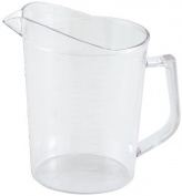 Winco Measuring Cup, Polycarbonate, 0.9l by Winco