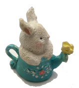 LITTLE BUNNY IN A WATERING CAN