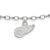 SS Detroit Red Wings Anklet
