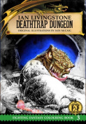 Deathtrap Dungeon Colouring Book