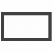 Place Cards - Flat Style - Set of 50