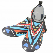 Happy Cherry Unisex Barefoot Water Skin Shoes Aqua Socks for Beach Fitness Running Yoga Exercise
