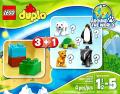 LEGO Duplo Wildlife Polar Bear Mini Set #30322 [Bagged]