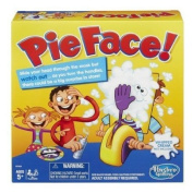 Pie Face Game Assembled Board Family Games Fun Toys for Kids