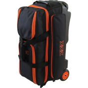 Tenth Frame Deluxe 3 Ball Roller Bowling Ball Bag