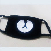Adecco LLC EXO Cotton Bear Mask Anti-dust Mouth Mask
