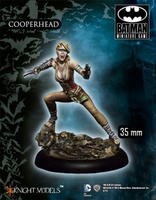 Batman Miniature Game Copperhead