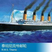 KNL® 1/550 Titanic cruise 81305