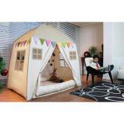 Free Love @New design apricot colour childre game room kids play house Indian children tents children play tent Kids Teepee