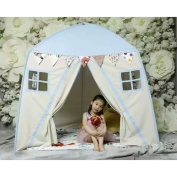 Free Love @New design blue colour childre game room kids play house Indian children tents children play tent Kids Teepee