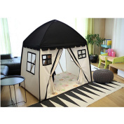 Free Love @black colour childre game room kids play house Indian children tents children play tent Kids Teepee