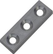 Set of 3 Penninger Radio GTB-250-1 Guy Tension Blocks, for 0.5cm - 0.6cm rope