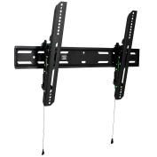 Kanto Tilting Mount for 80cm - 180cm Flat Panel TVs, Black