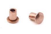 0.2cm Dia. 0.3cm Long Copper Rivet