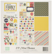 Echo Park Paper 290127 Collection Kit - Our Family
