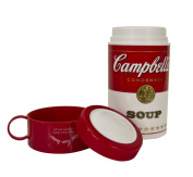 1998 A. ARONSON, CAMPBELL'S SOUP CAN-TAINER
