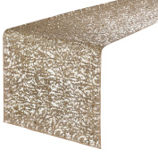 Rectangle Glitzy Sequins Table Runner - PONY DANCE Decorative Table Runner, Birthday Party / Wedding decor,36cm by 270cm ,