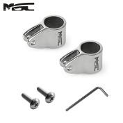 MSC® Bimini Top Stainless Steel Jaw Slides 2.2cm -1pair