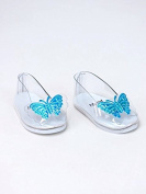 Cinderella's Glass Slippers for 46cm Dolls
