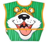 Dex Baby Dura Bib Big Mouth (Tiger) by Dexbaby