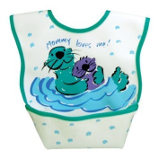 Dex Baby Dura Bib - Stage 1 - Small 3 - 12 Months (Mommy Loves Me!) by DEX