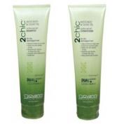 Giovanni 2chic Avocado & Olive Oil Shampoo Condtioner Set