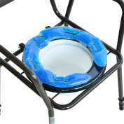 NRS Comfort Gel Cushion for Commode/Toilet Seat