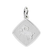 Basic 24,9018SWI Silver Women's Pendant Aries Star Sign 925 Sterling Silver