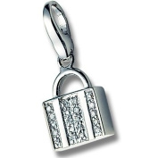 Lucky Charms 229-805789 Women's Charm-Case Silver