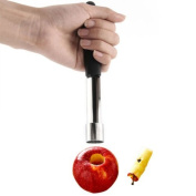 Dealglad® Stainless Steel Easy Twist Core Seed Remover Fruit Apple Corer Pitter Seeder Kitchen Tool