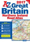 Great Britain Road Atlas: 2017