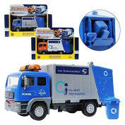 special equipment truck garbage truck minicar Colour random shipment toys Gift