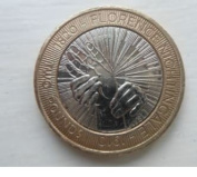 £2 COIN 2010 FLORENCE NIGHTINGALE