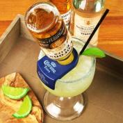 CoronaRita Bottle Holder & Schooner Glass   CoronaRita Making Set, CoronaRita Cocktail Set   Corona Rita Clip with Glass